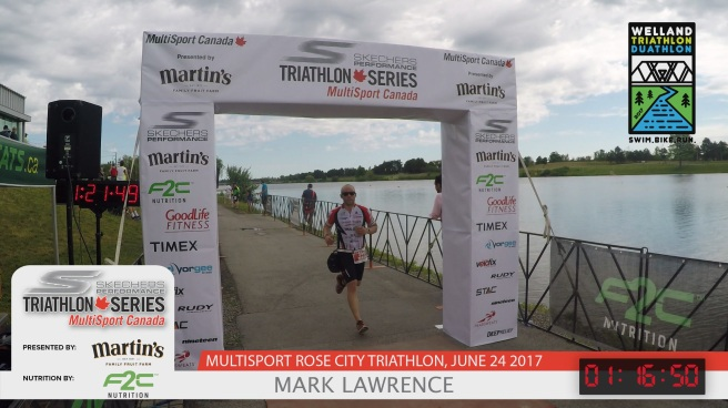 2017-06-24 | 2017 MultiSport Welland Triathlon (Sat)