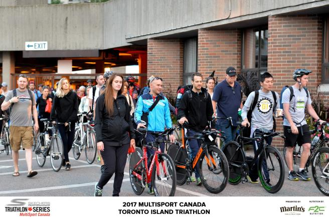 2017-08-20 | 2017 MultiSport Toronto Island Triathlon