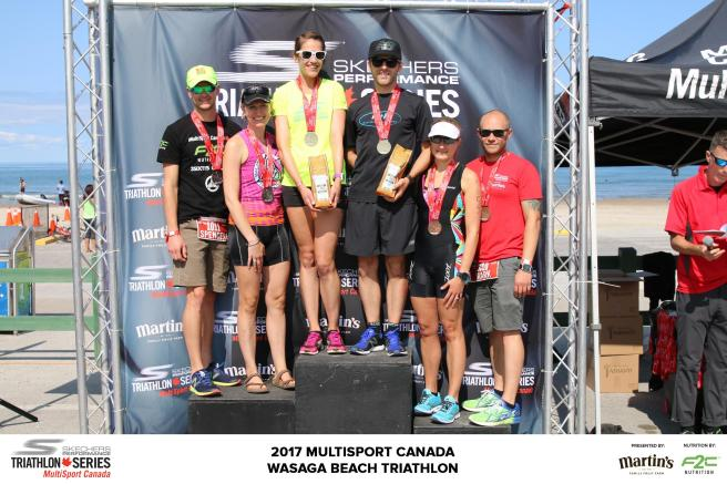 2017-08-26 | 2017 MultiSport Wasaga Beach Triathlon